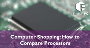how to compare processors