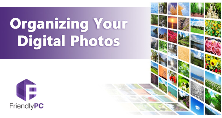 organizing digital photos