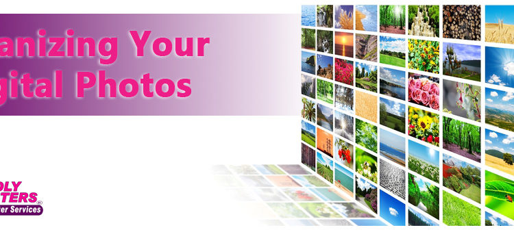 organize your digital photos