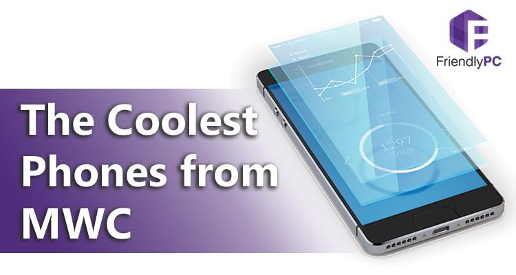 smart phones MWC