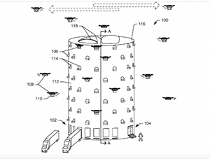 amazon drone hive cylinder