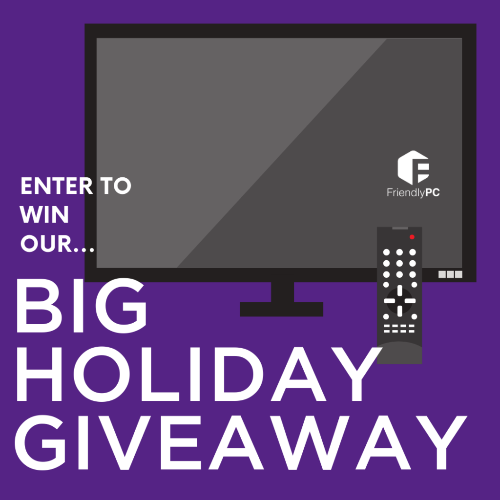 enter to win our big holiday giveaway